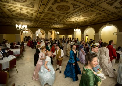 The Colonial Ball