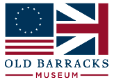 Old Barracks Museum logo
